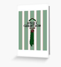 Christmas Merry & Sealed Pure Greeting Card
