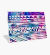 Colorful Urban Tribal Abstract Geometric Pattern Laptop Skin