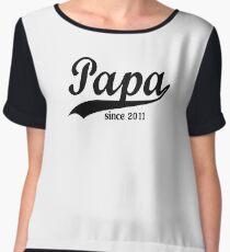 Papa 2011 Chiffon Top