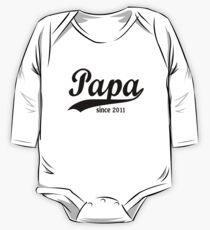 Papa 2011 One Piece - Long Sleeve
