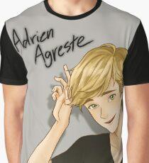 Adrien Agreste Graphic T-Shirt