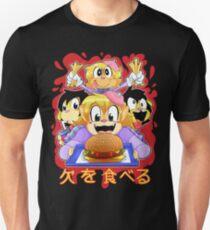 Burguer Time. T-Shirt
