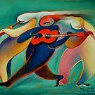 Grupo Musical by Jose De la Barra
