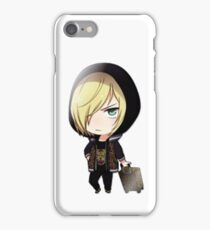 Yuri!!! on Ice Chibi Yurio iPhone Case/Skin