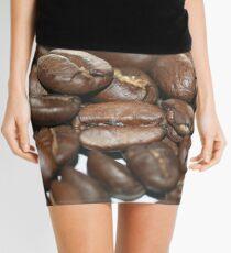 Coffee Aroma Mini Skirt