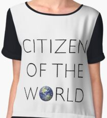 Citizen of the World Chiffon Top