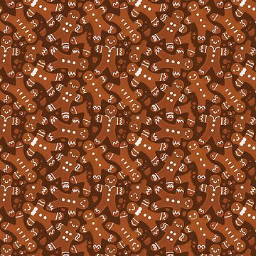Gingerbread Man pattern by exeivier
