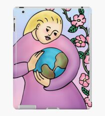 Goddess Healing the World iPad Case/Skin