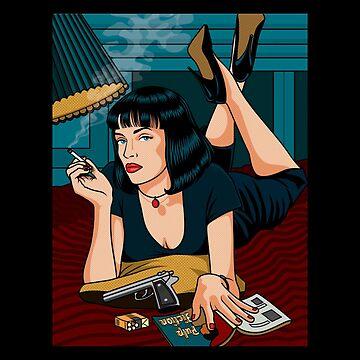 Pulp Fiction by navecen