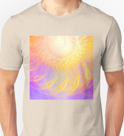 Sunny #Fractal Art T-Shirt