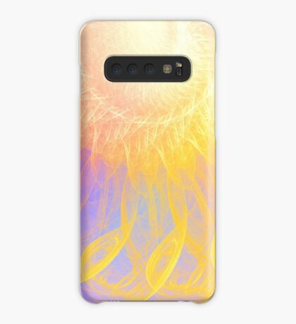 Sunny #Fractal Art Case/Skin for Samsung Galaxy