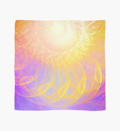 Sunny #Fractal Art Scarf