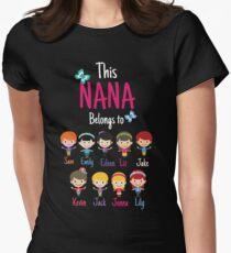 This Nana belongs to grandkids T-Shirt