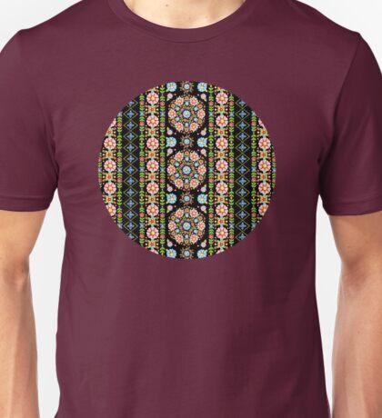 Boho Chic Stripe T-Shirt