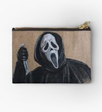 Ghost Face Studio Pouch