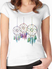 Dreamcatcher 4 Women's Fitted Scoop T-Shirt