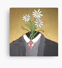 Gentlemanly  Canvas Print