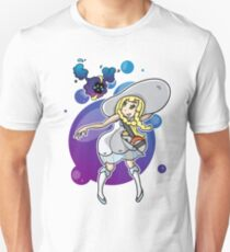 Pokemon Sun/Moon - Lillie and Nebby Unisex T-Shirt