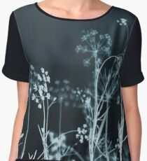 In the Still of the Night Chiffon Top