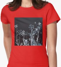 In the Still of the Night Womens Fitted T-Shirt