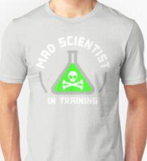 Mad Scientist in Training Unisex T-Shirt
