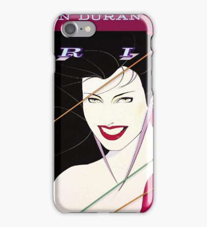 Duran Duran Rio iPhone Case