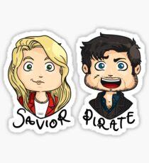 Savior Pirate Sticker