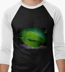 Textured Leaf - Patterns of Nature T-Shirt