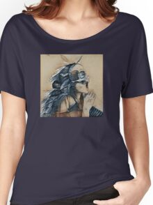 shaman of blue jays Women's Relaxed Fit T-Shirt