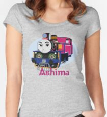 Ashima Women's Fitted Scoop T-Shirt