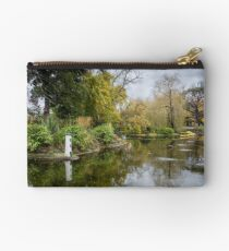 Lakeside in Autumn Studio Pouch