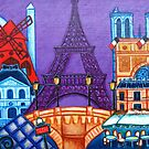 Wonders of Paris II by LisaLorenz