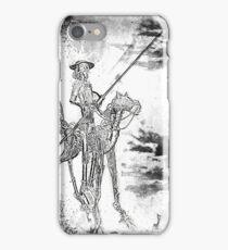 Don Quijote iPhone Case/Skin