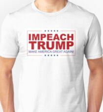 Impeach Trump Unisex T-Shirt