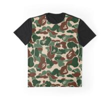 A  Bathing Ape  Graphic T-Shirt