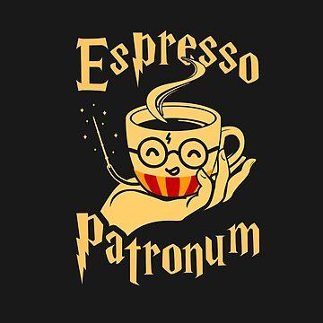 Espresso Patronum! by geekyshop