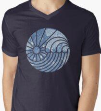 Sea of Serenity Men's V-Neck T-Shirt