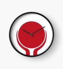 Red Hands Uhr