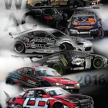 WTAC 2016 International Drift Challenge by Bacn