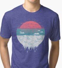The Great Thaw Tri-blend T-Shirt