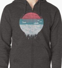 The Great Thaw Zipped Hoodie