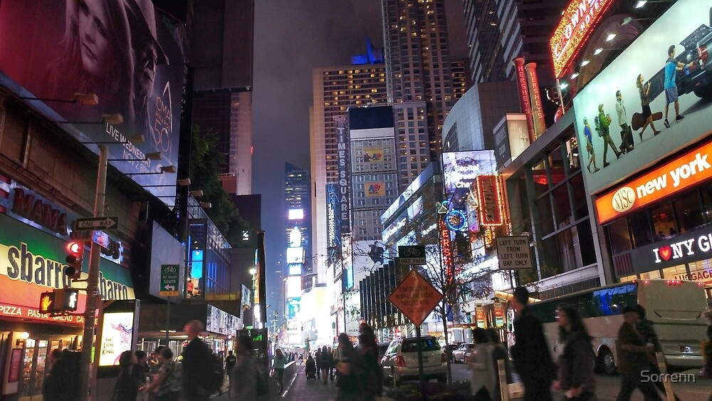 New York City - Photography 4 by Connor Sorhaindo