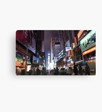New York City - Photography 4 Canvas Print