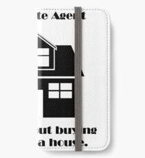 Real Estate Agent iPhone Wallet/Case/Skin