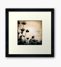 wild things - number 3 Framed Print