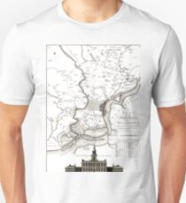 Philadelphia - Pennsylvania - United States - 1777 T-Shirt