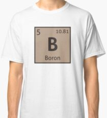 The Periodic Table - Boron Classic T-Shirt