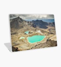 Emerald Lakes Laptop Skin
