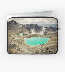 The Emerald Lakes  Laptop Sleeve