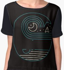 Moonlight Companions Women's Chiffon Top